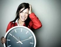 <center><b>Нетерпеливые женщины стареют быстрее</center></b>
