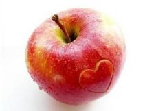 <center><b>Японцы продают волшебные яблоки</center></b>