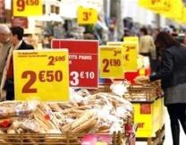 <center><b>Французские магазины не будут выбрасывать еду</center></b>