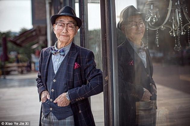 <center><b>Самый модный фермер Китая</center></b>