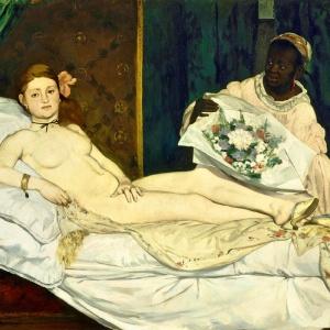 <center><b>Живые картины в музее Парижа</center></b>