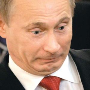 В Штатах арестовали Владимира Путина (видео)