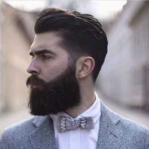 Ученые доказали: бородатый мужик - идеальный муж