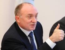 Челябинский губернатор озадачил школьника вопросом (видео)