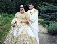 Свадебный шик, от которого слепит глаза (видео)