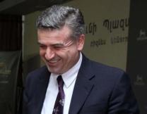Премьер-министр Армении зажигает (видео)