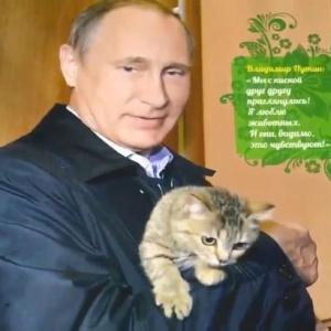 Иностранцы фанатеют от календаря с Путиным