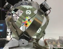 Робот собрал кубик Рубика за 0,637 секунды (видео)