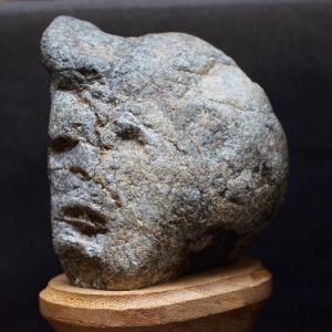 Музей лиц-камней в Японии