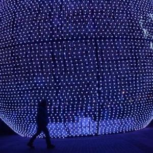 В Москве появится ёлочная игрушка-гигант