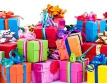 300 подарков на одно Рождество