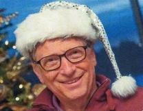 Билл Гейтс играет в