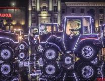 И трактора танцуют танго (видео)