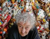 Бельгийская бабушка слегка
