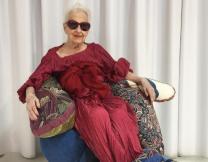95-летняя модель из Австрии (фото)