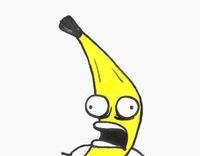 В Ялте выгуливали банан