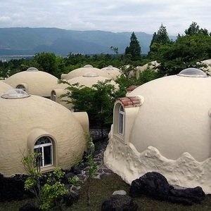 Японцы начали строить дома из пенопласта