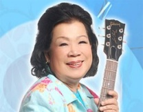 Бабушка-рокер из Сингапура (видео)