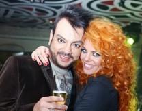 Дети Киркорова и Стоцкой почти  близнецы