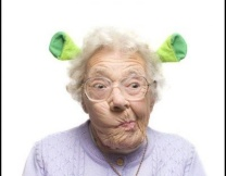 Почему у бабушки большие уши?