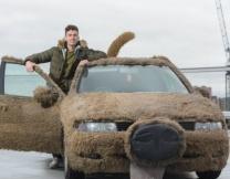 В Британии водится машина-собака