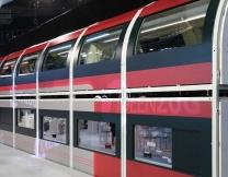 Немцы придумали поезд будущего (фото)
