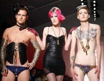 Модельеры вдохновились проститутками
