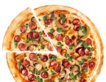 Космонавты приготовили пиццу (видео)