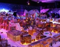 Пряничный город в Норвегии (фото)