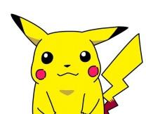 Покемон Пикачу стал новогодней ёлкой