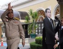 Тайский премьер клонировал себя (видео)