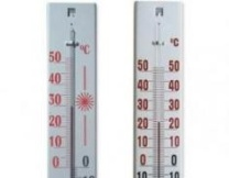 В Уфе появился стометровый градусник (фото)