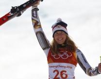 Сноубордистка победила горнолыжниц. Как?
