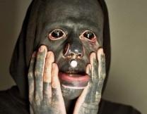 Британец покрыл всего себя татуировками (фото)