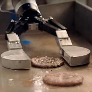 Робот-повар ушел на больничный