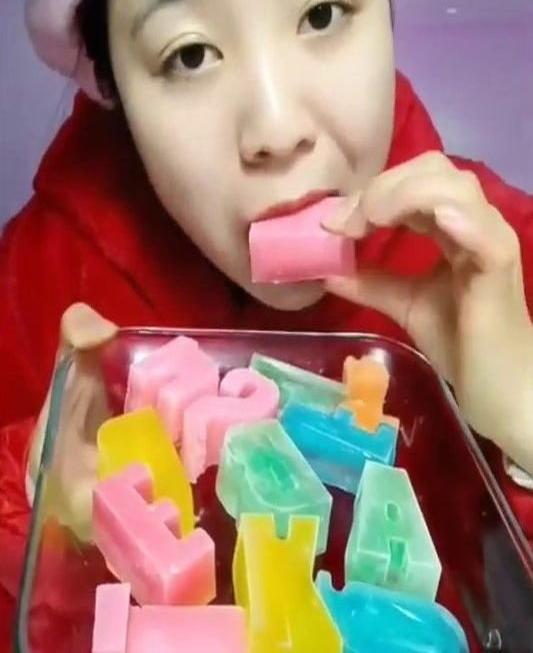 Китайцы едят лед. ЗАЧЕМ?!