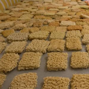 В Китае открыли музей лапши (фото)