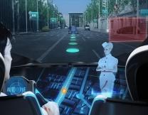 В автомобилях появятся голограммы попутчицы