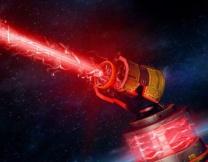 Зачем МКС лазерная пушка?
