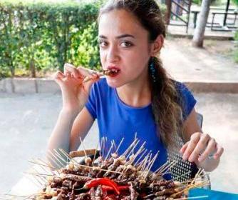 Турчанка съела 250 кебабов