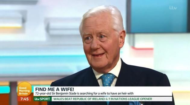 Британки запали на престарелого миллионера