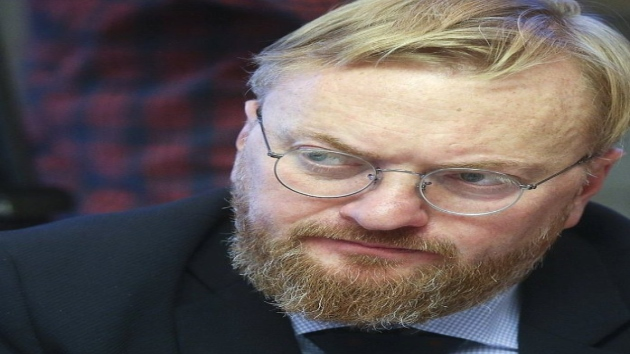 Милонов рекомендует россиянкам ехать в Сирию