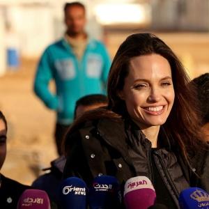 Анджелина Джоли уходит из кино и начинает новую жизнь