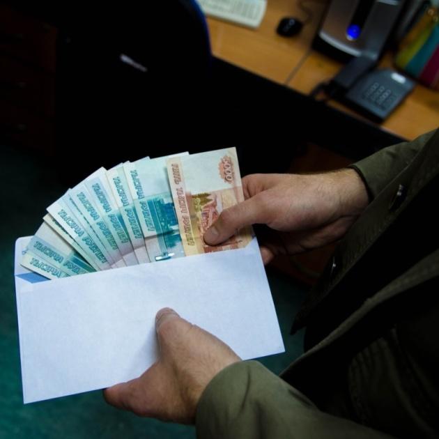 <center><b>Волгоградская чиновница попалась на необычной взятке</center></b>