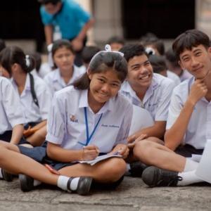 <center><b>Три тысячи тайцев пойманы на списывание</center></b>