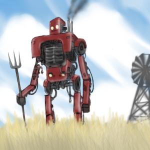 <center><b>Фермеров решили заменить роботами</center></b>