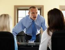 <center><b>Начальники боятся показать свои слабости</center></b>
