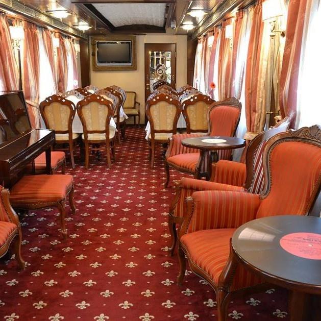 <center><b>Императорский VIP поезд Москва - Владивосток</center></b>