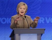 <center><b>Речь кандидатов в президенты США как у школьников</center></b>