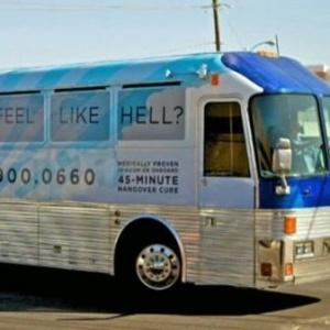 <center><b>Антипохмельный автобус курсирует по Лас-Вегасу</center></b>